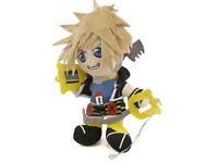 "Kingdom Hearts Character Sora 12/"" Plush Doll Stuffed Anime Toy Figure NWOT"