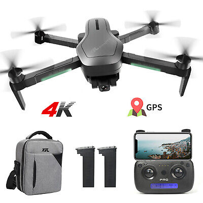 Holy Stone HS470 Foldable RC Drone With 5G 4K HD Camera GPS Brushless Quadcopter