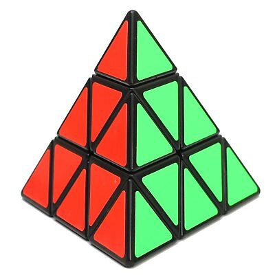 Pyramid Magic Cube Speed Puzzle Pyraminx Triangle Educationl Twist Toys