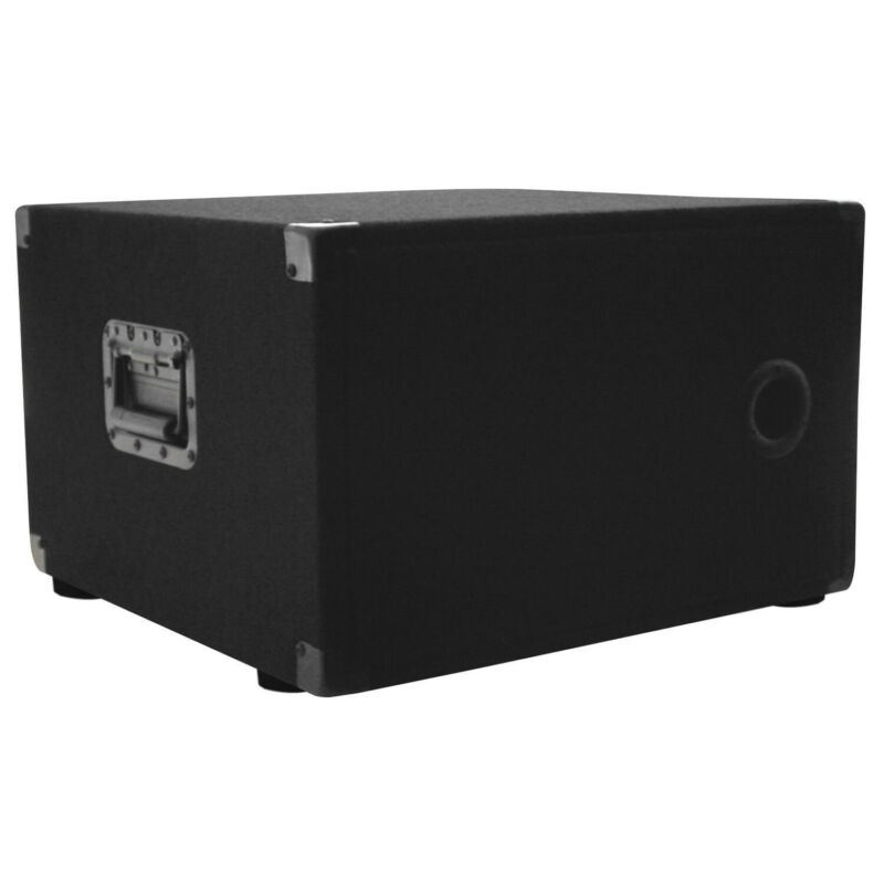 Open Box - Odyssey CRE06, 6U Carpet Amp Rack Case