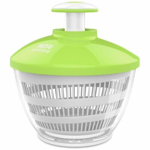 Nuovoware Salad Spinner Vegetable Washer, Vegetables Dryer 3