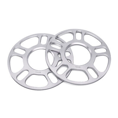 5mm Hubcentric 5x100 5x112 Race Wheel Spacers (57.1 hub) Audi A3 A4 S4 A6 S6 A8