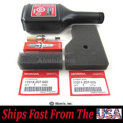 Honda Oem Oil Air Filter Spark Plugtune Up Kit Eu2000i Eu2200i Generator