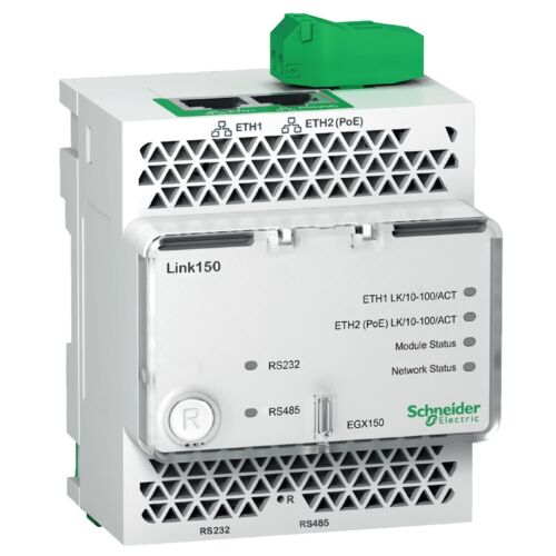 Ethernet Gateway Link150 Schneider EGX150