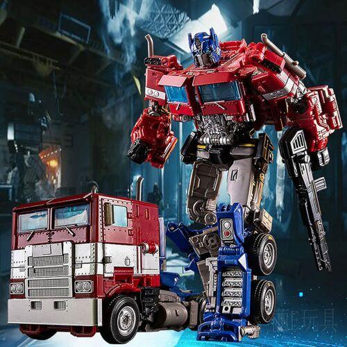 Transformer Auto Rennauto Roboter Motor Wagen Spielzeug Kind Optimus