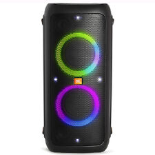 JBL Partybox 200 Powered Bluetooth Speaker with Light Display, Mic & Phono Input