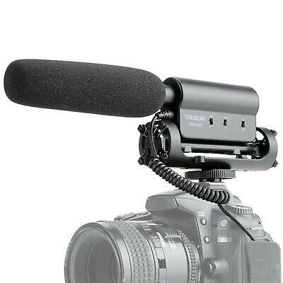 ATian SGC-598 Recording MIC Microphone for Nikon Canon Camer