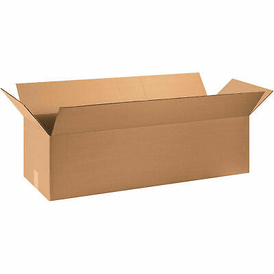 36 X 12 X 10 Long Cardboard Corrugated Boxes 65 Lbs Capacity 200ect-32