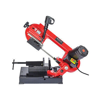 General International Bs5202 4 Inch Metal Cutting Bandsaw With Cast Iron Vice