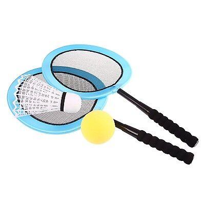 RIESEN Badminton Softball Tennis Federball Spiel XXL für Strand oder Garten