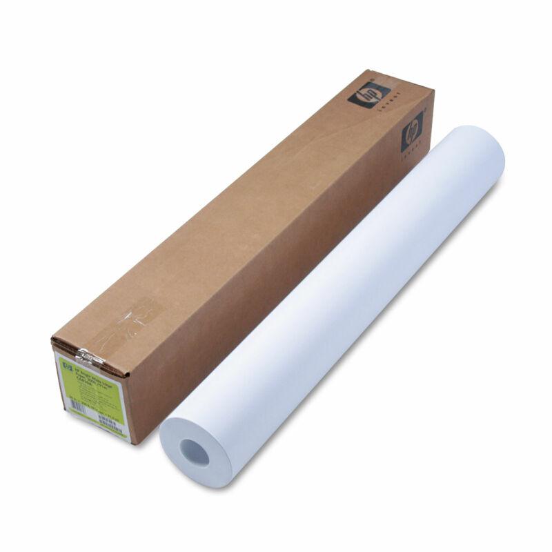 "HP Designjet Inkjet Large Format Paper 4.7 mil 36"" x 300 ft White C6810A"