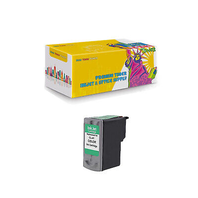 1Compo Cl-41 Color Compatible Inkjet Cartridge for Canon Fax Series Fax-JX200  Canon Fax Inkjet Cartridges