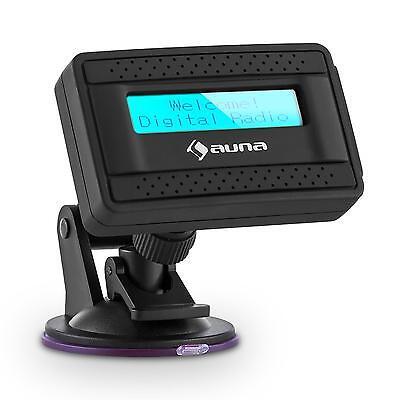 BLUETOOTH DAB+ UKW FM MP3 WIRELESS RADIOTRANSMITTER DIGITAL CAR HIFI ADAPTER AUX