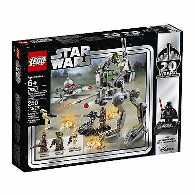 Lego 75261 LEGO Star Wars Clone Scout Walker 20th Anniversary Edition 75261 New