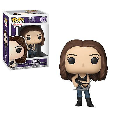 Funko Pop TV: Buffy 25ththe Vampire Slayer Faith 597 25201