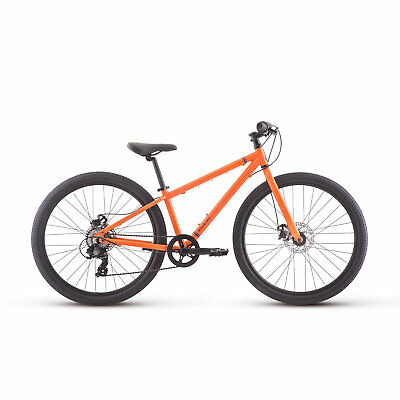Raleigh 2018 Redux 26 Youth Road Bike Orange