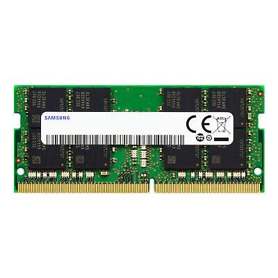 Samsung 32GB DDR4 2666 MHz PC4-21300 Laptop SODIMM M471A4G43