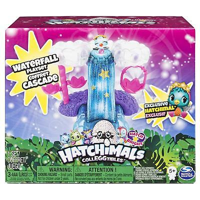 HATCHIMAL Craft Kits Waterfall Playset With Lights  - GREAT GIFT IDEA!!](Craft Idea)