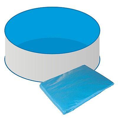 Poolfolie Pool 360x90 cm 0,6 mm Innenhülle Rund Rundbecken Rundpool Ersatzfolie