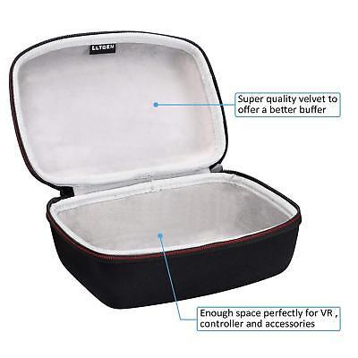 LTGEM Travel Case for Google Daydream View VR Headset Travel Storage  Carry Bag