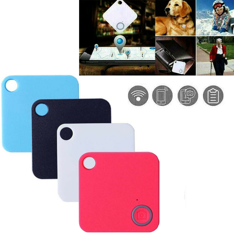 Bluetooth Wireless Anti Lost Tracker Alarm GPS Child Pet Key Location Finder US