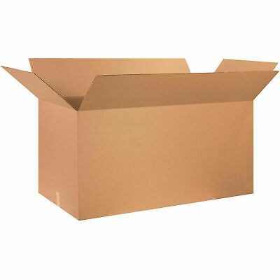48 X 24 X 24 Cardboard Corrugated Boxes 65 Lbs Capacity 200ect-32 Lot Of