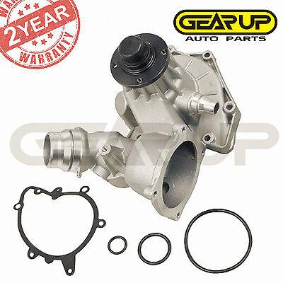 Bmw 540i Water Pump - New Engine Water Pump For BMW 540i 740i 740iL X5 Z8 4.4L 4.6L 4.8L w/Gasket