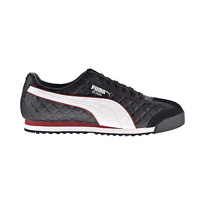 Puma Roma X The Godfather Louis Men's Shoes Puma Black-Fired Brick 370896-01