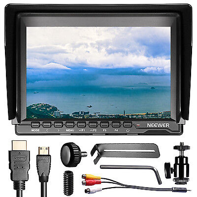 Neewer NW759 7 inches 1280x800 IPS Screen Camera Field Monit
