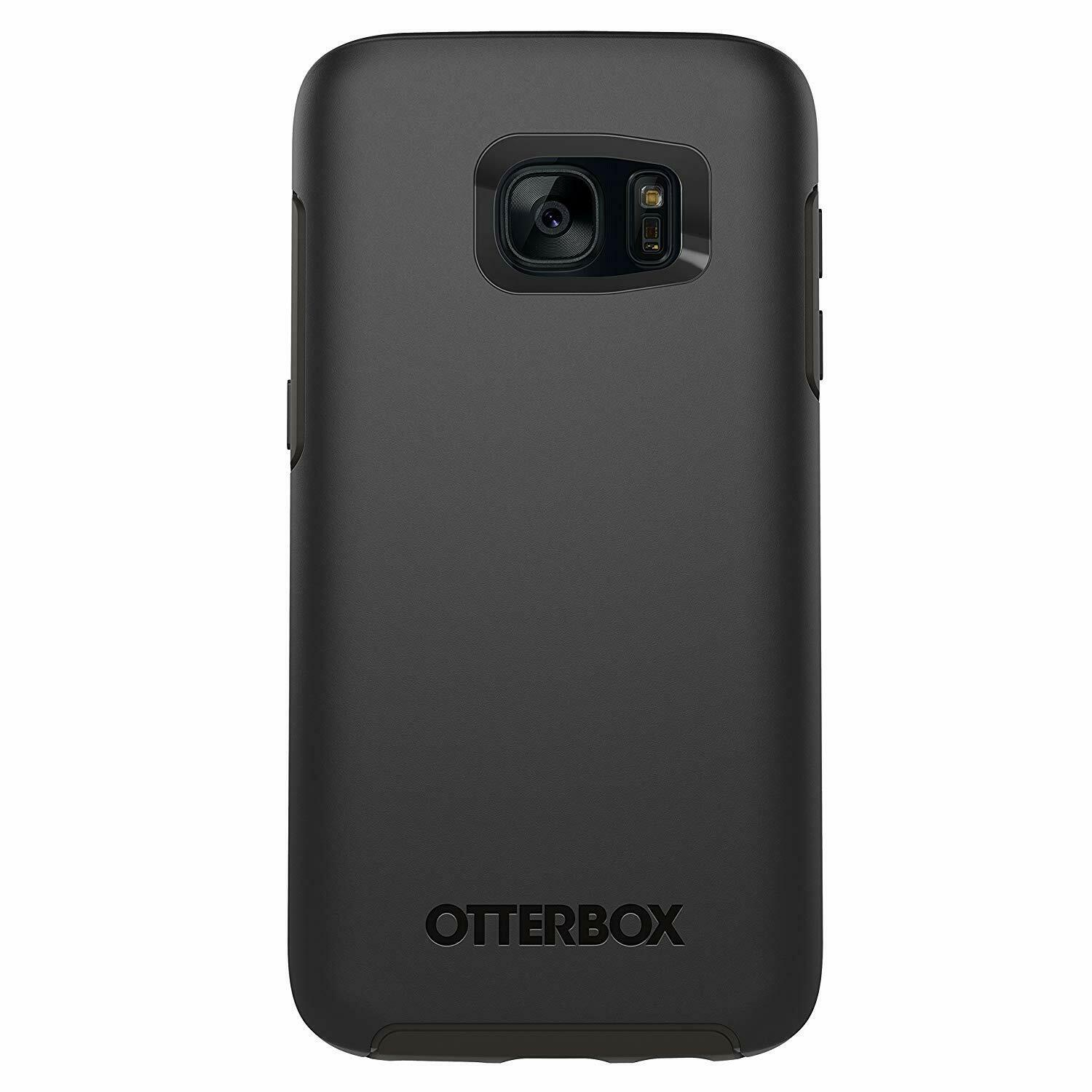 OtterBox SYMMETRY SERIES Case for Samsung Galaxy S7 -(BLACK)