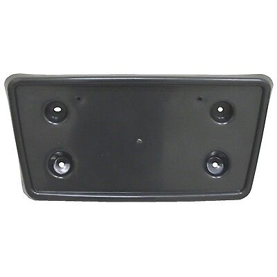 2007-2014 CADILLAC ESCALADE ESV Front Bumper License Plate Tag Bracket Holder