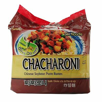 Samyang Chacharoni Ramen 5 Pack x 115g