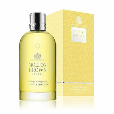 Molton Brown Orange und ; Bergamotte Strahler Bad- Öl 200ml - Bergamotte Und Orange