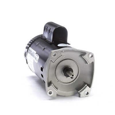 - 1.5 HP 2-Speed 56Y Frame 230V Square Flange Pool Motor Century # B2983