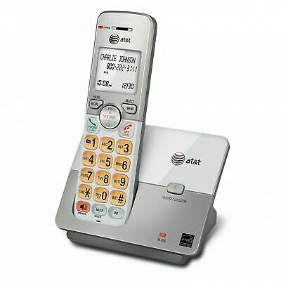 Cordless Office Phones -  Landline 1-Set Cordless Telephone Portable Wireless Mobile Home Office Phone
