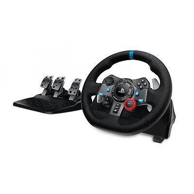 Volante Logitech G29 para PS4 PS3, incluye pedales. Volante G29 PC