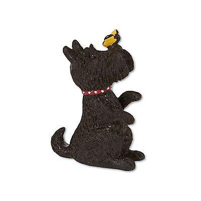 Studio M Merriment Mary Engelbreit Fairy Garden – Mini Scottie Dog ME120