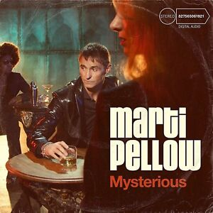 MARTI PELLOW Mysterious 2017 10-track CD album NEW/SEALED Wet Wet Wet