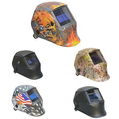 Pro Solar Auto Darkening Welding Helmet Lens Shade 9-13