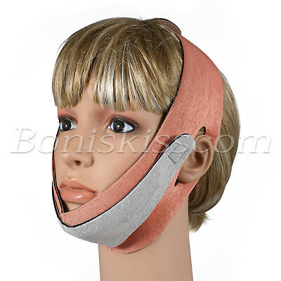 V-line Face Chin Cheek Lift Up Slimming Slim Mask Anti Wrinkle Belt Strap Band