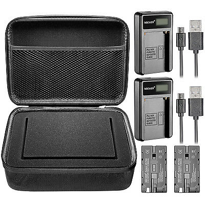 Neewer 7 inches Camera Field Monitor Accessory Kit for Neewe
