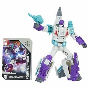 Transformers Generations Power of The Primes Deluxe Class Dreadwind New MOSC