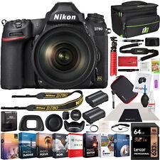 Nikon D780 Full Frame DSLR Digital SLR 4K FX Camera With 24-120mm VR Lens Bundle