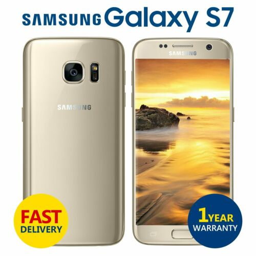 Android Phone - Samsung Galaxy S7 32GB Android Unlocked Mobile Phone Gold Grade A+++