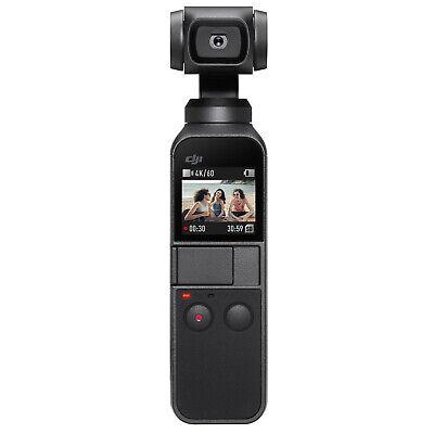 DJI Osmo Pocket Touchscreen Handheld 3-Axis Gimbal Stabilizer Camera