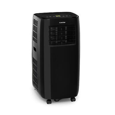 Aire acondicionado portatil 2,6 kW 9000 BTU 350 m³/h climatizador movil - Negro