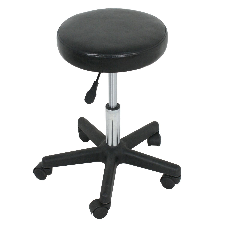 4X Hydraulic Adjustable Stool Facial Salon Massage Spa Swivel Rolling Chair Health & Beauty