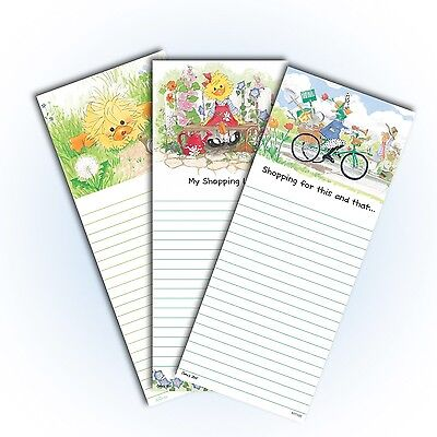 Suzys Zoo Memo Notepad 3-pack 11110