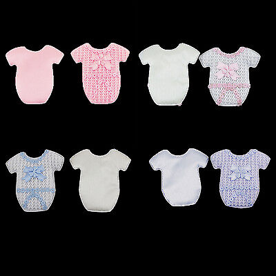Knitted Padded baby Shower Party Favor Pink Girl Blue Boy Party Game Decorations
