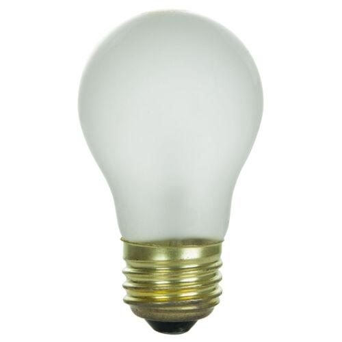 Sunlite 60A15/FR/3/CD1 Incandescent 60-Watt, 130 Volt, Mediu